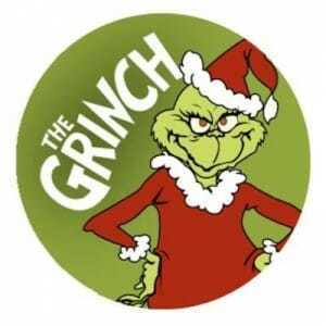 The Grinch Apprehended Today