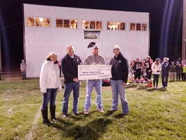 Merchants State Bank Donates $18,000 For New Press Box