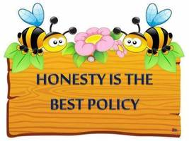 November Character Trait - Honesty