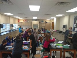 5th Grade Matter Basics: Physical & Chemical Changes/Scientific Method