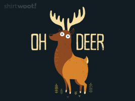"""Oh Deer"" - A Lesson in Habitats and Population Change"