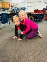 Kindergarten Students Share Their Special Talents