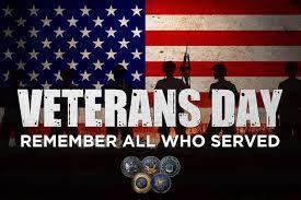 Veterans Day Programs