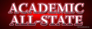 Academic All-State Awards