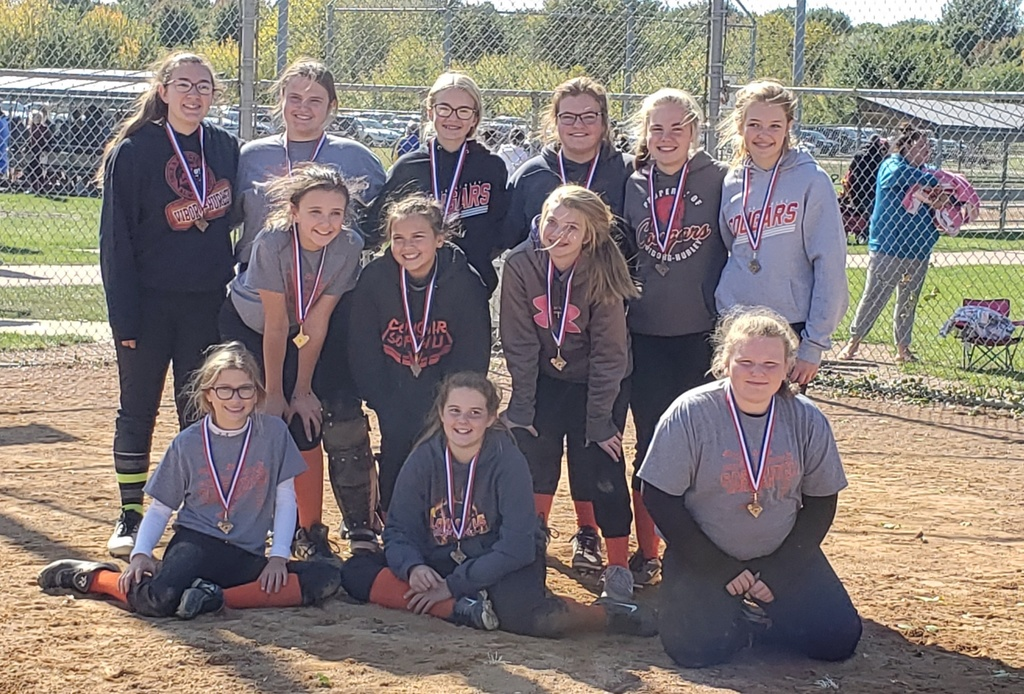 VHMS Softball Team 2019