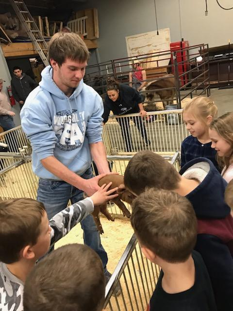 AG Week - Petting Zoo